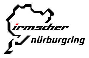 IRMSCHER NURBURGRING STICKERS DECAL,VAUXHALL.OPEL.GTI.VXR.GTE,ASTRA,CORSA