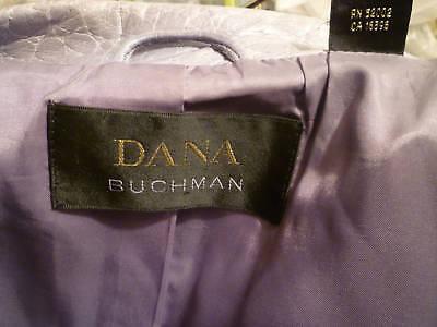 DANA-BUCHMAN-Light-Purple-Croc-Print-Leather-Jacket-8