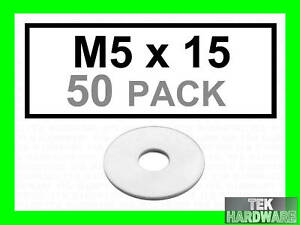 Stainless-Steel-Penny-Washers-M5-x-15mm-50-Pack