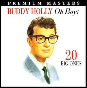 BUDDY HOLLY - OH BOY CD ~ THAT'LL BE THE DAY ~ 50's GREATEST HITS~BEST OF *NEW*