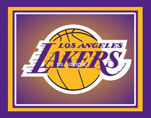 LOS-ANGELES-LAKERS-BASKETBALL-Fridge-Magnet