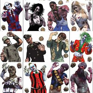 ZOMBIE-SHOOTING-TARGET-POSTER-23X35-12-TARGETS