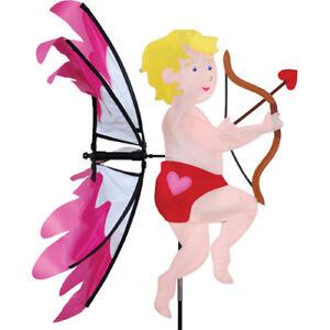 Valentine-039-s-Day-Cupid-Flying-Wind-Yard-Garden-Spinner