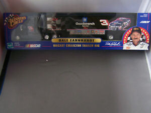 2000 DALE EARNHARDT #3 TRAILER RIG NICE LQQK!!!!