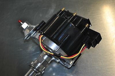 Sbc Bbc Chevy Hei Distributor Extreme 65k Coil Pro Black
