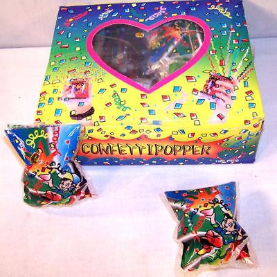 100 Confetti Pop Bags Party Paper Pieces Supplies Bag