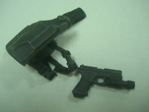 1-6-Scale-Hot-Toys-US-Army-Ranger-Pistol-w-Holster