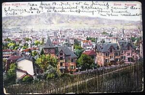 Switzerland-Schweiz-1906-Zurich-Rigiviertel