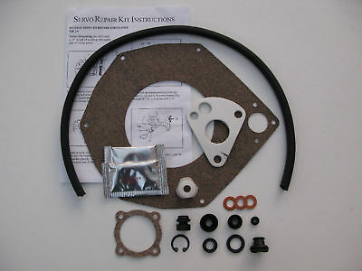 1962 68 Alfa Romeo 2600 all models Brake servo booster service kit