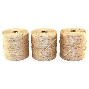 5mm-Jute-Twine-String-140-metre-roll-THICK-Weight-Natural