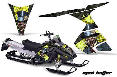 Amr Snowmobile Ski Doo Rt Sled Graphics Wrap Kit 05-09