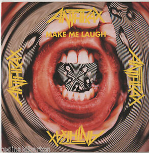 Anthrax-Make-me-Laugh-7-Single-1988-Yellow-Vinyl
