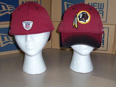 Nfl Washington Redskins Sideline Audible L Xl Flex Hat