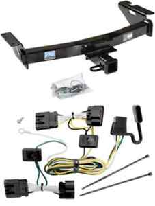 2005 2009 chevy uplander trailer tow hitch wiring kit ebay. Black Bedroom Furniture Sets. Home Design Ideas