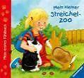 Mein erstes Fühlbuch: Mein kleiner Streichelzoo von Sandra Grimm (2017, Ringbuch)