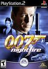 James Bond 007: Nightfire (Sony PlayStation 2, 2002) - US Version