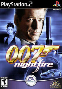 James Bond 007: NightFire for Sony PlayStation 2