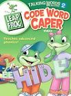 Leap Frog - Talking Words Factory 2: The Code Word Caper (DVD, 2004)