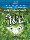 The Secret of Kells (Blu-ray/DVD, 2010, 2-Disc Set)