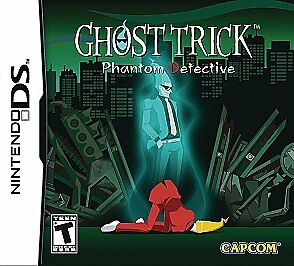 Ghost Trick: Phantom Detective  (Nintendo DS, 2011) Capcom