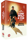 Lone Wolf And Cub - Complete Film Collection (DVD, 2009, 7-Disc Set, Box Set)