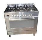 DeLonghi DFS903 ST/ST 90 cm Dual (Electric and Gas) Kitchen Range