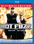 Hot Fuzz (Blu-ray Disc, 2010, Canadian)