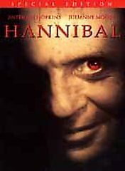 Hannibal-DVD-2001-2-Disc-Set-Special-Edition