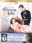 Julia Stiles Movie Pack - The Prince & Me/Save the Last Dance (DVD, 2004, 2-Disc Set, Side by Side; Checkpoint)