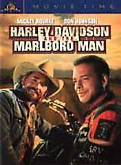 Harley Davidson and the Marlboro Man (DV...