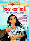 Pocahontas II: Journey To A New World (DVD, 2000, Gold Collection)