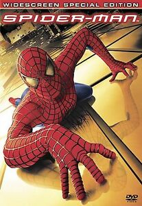 Spider-Man-DVD-2002-2-Disc-Set-Special-Edition-Widescreen-DVD-2002
