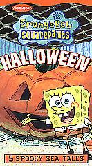 Spongebob-Squarepants-Halloween-VHS-2002-VHS-2002