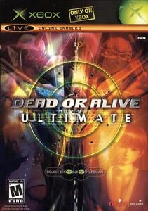 Dead or Alive Ultimate  (Xbox, 2004)