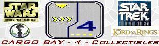 Cargo Bay 4 Collectibles