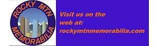 Rocky Mtn Memorabilia