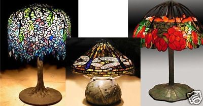 Tiffany Lamp Museum Reproductions