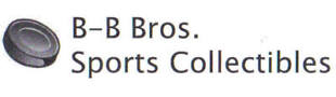 B-B Bros. Sports Collectibles