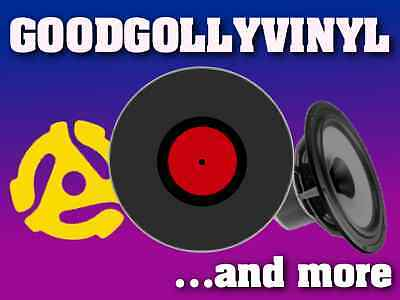 Goodgollyvinyl and More