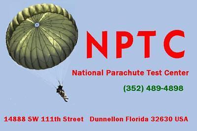 National Parachute Test Center