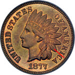 Coin Fake Detection - Indian Head Cents #1