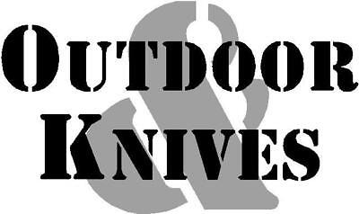 Outdoor&Knives