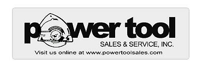 POWER TOOL SALES AND SERVICE