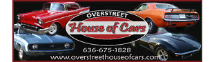 OVERSTREET HOUSE OF CARS