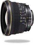 Tokina AF PRO 17 mm - 17 mm F/3.5  Lens For Nikon