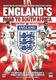 England-039-s-Road-To-South-Africa-Official-FA-Collector-039-s-Edition-DVD-2009-2-D