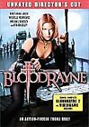 Bloodrayne (DVD, 2006, 2-Disc Set, Unrated Director's Cut)