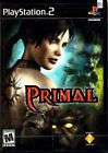 Primal (Sony PlayStation 2, 2003) - European Version