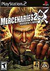 Mercenaries 2: World in Flames (Sony PlayStation 2, 2008) - European Version
