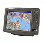 Lowrance GlobalMap 9200C GPS Receiver
